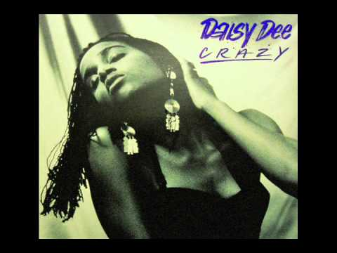 DAISY DEE  Crazy edited and remastered Belgium