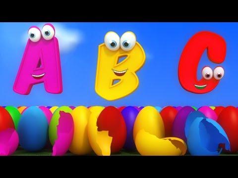 Học Tiếng Anh | Nhạc Thiếu Nhi Chọn Lọc |  ABC Song