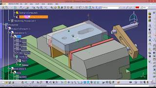 CATIA online training | prismatic machining tutorial for beginners