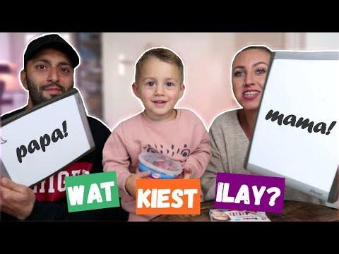 WIE KENT ILAY BETER CHALLENGE | PAPA VS MAMA! | LAKAP JUNIOR