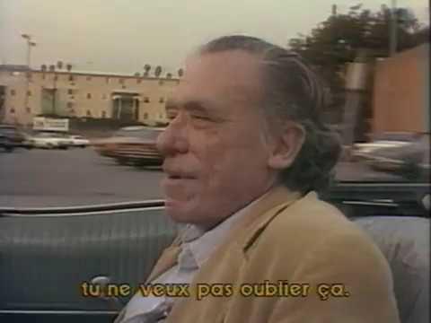 The Charles Bukowski Tapes de Barbet Schroeder : extrait