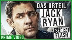 Jack Ryan Staffel 1: Homeland trifft auf 24 | Das Urteil | Serien Flash