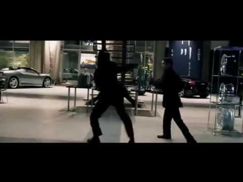 Rogue Assassin Fight Scene Jet Li vs Kane Kosugi