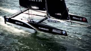 BULLITT GC32 RACING TOUR PROMO