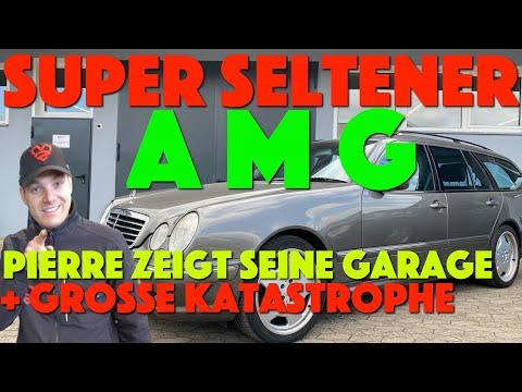 Jean-Pierre zeigt euch seine private Garage & seinen Liebling !