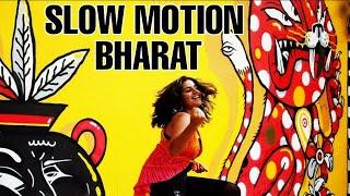 Slow Motion | Bharat | Bollywood Dance Choreography | Fresh Face | Prerna