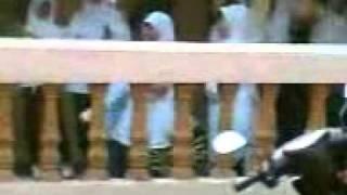 Marawis perpisahan SMP Al Muhajirin Depok tahun 2011