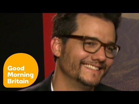 Wagner Moura On Season 2 Of Narcos - Online Exclusive | Good Morning Britain