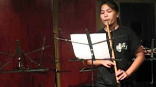 Paldong Lip-Valley Flute