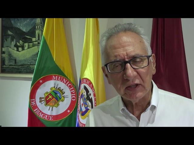 Alcalde de Ibagué, Guillermo Alfonso Jaramillo, comprometido con la Acreditación de la UT