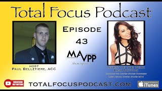 Total Focus Podcast E43 with Lisa Sutton