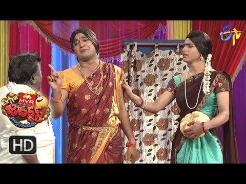 Punch Prasad, Naughty Naresh Performance | Extra Jabardasth | 6th April 2018   | ETV Telugu