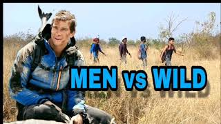 man vs wild modi full episode | Man vs wild
