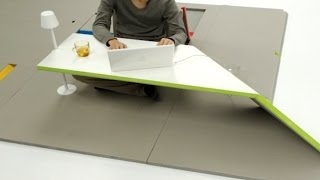 18 Genius Furniture Designs for Small Spaces