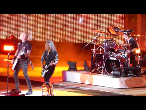 Metallica - Full Show, Live at M&T Bank Stadium on 5/10/2017 Opening Night of the Tour!!!!