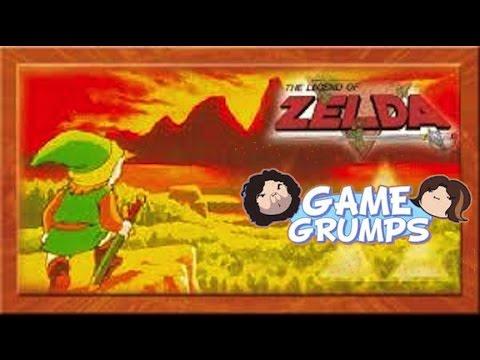 Game Grumps Legend of Zelda Best Moments