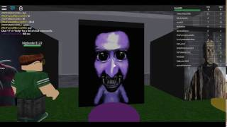 AO ONI IS OP! Roblox NightMare Fighters!