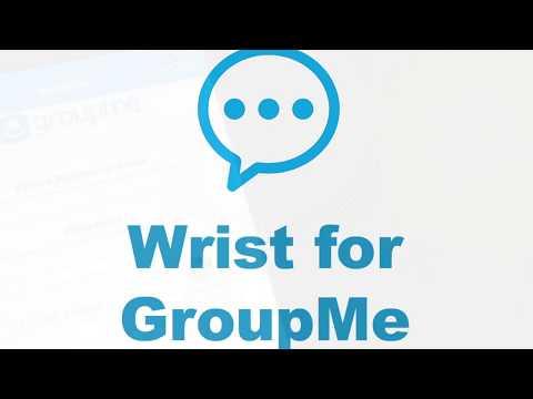 Wrist for GroupMe - Passive Software