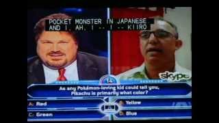Pokémon...Expert? (Who Wants to Be a Millionaire)