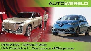 Stéphane in de nieuwe Renault ZOE en nóg meer oude en nieuwe auto's - Autowereld aflevering 4