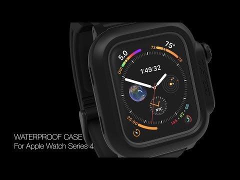 Catalyst Waterproof Case for Apple Watch Series 4