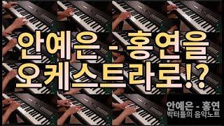 안예은의 홍연 오케스트라 버전! 혼자놀기 끝판왕