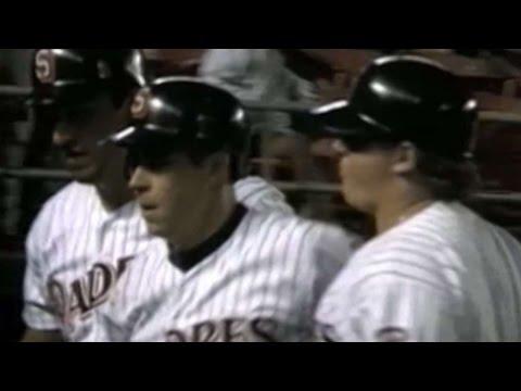 Bean's grand slam is first of MLB career