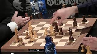 GM Ivanchuk (Ukraine) - GM Kramnik (Russia) 2015 FF NE PGN