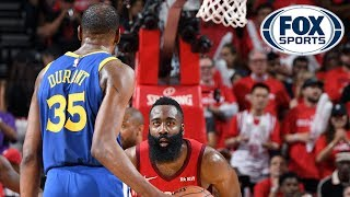 Chris Broussard on LeBron's comments; should KD leave the Warriors? | Hoops on FOX Podcast