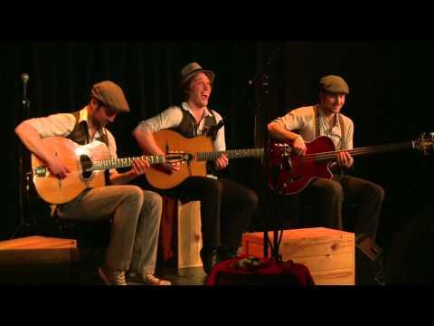 Le Trio BBQ - Le show à la Place des Arts
