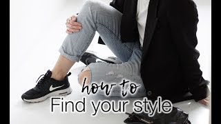How to find your style in 5 steps!
