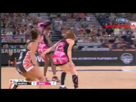 Netball Suncorp Super-Collingwood Magpies W vs.Adelaide Thunderbirds W-AUSTRALIA & OCEANIA Netball