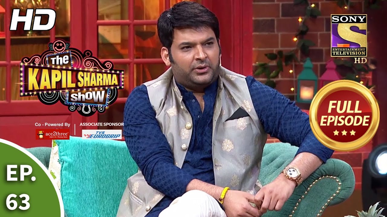 Download The Kapil Sharma Show Season 2 - A Cultural Night -दी कपिल शर्मा शो 2 -Ep 63 - Full Ep -4th Aug 2019