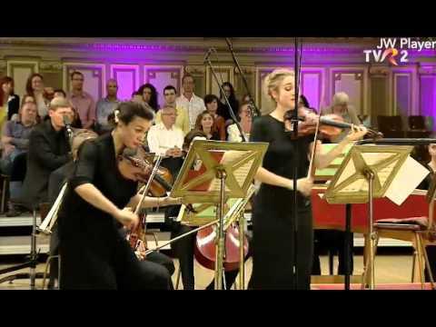 Sarah & Deborah Nemtanu a Bucarest