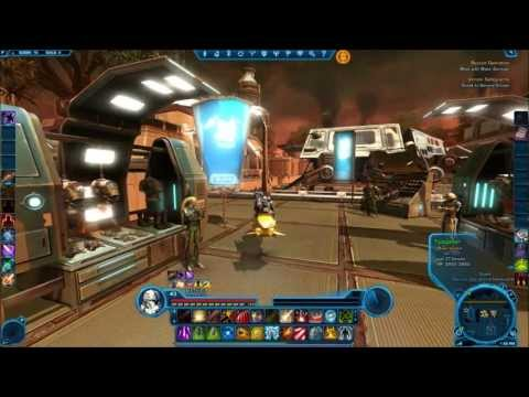 """Let's Play SWTOR Trooper Part 113""""A Poisonous Planet With Important Resources...What??"""""""
