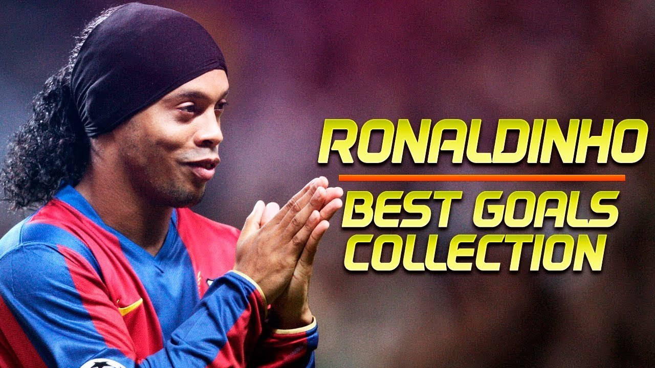 RONALDINHO • Best Goals Collection (1998-2018)