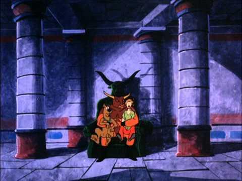 The Scooby Amp Scrappy Doo Show Lock The Door It S A