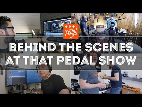 That Pedal Show – Behind The Scenes: How Do We Make TPS?