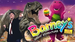 Barney's Great Adventure - Nostalgia Critic