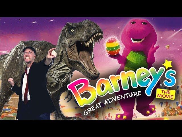 Barney's Great Adventure - Nostalgia Critic