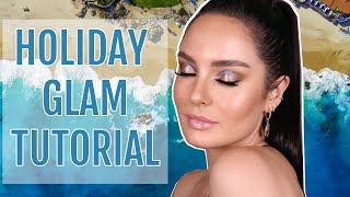 Playing with my CURRENT FAV PRODUCTS: Blue Cut Crease (who is she?!) \\ Chloe Morello