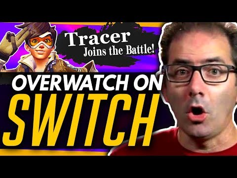 Overwatch | Overwatch on Switch & Tracer In Smash? – News & Rumours
