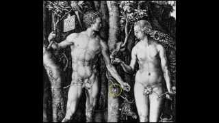 Adam and Eve and the Snake (Temptation)