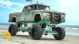 Daytona Truck Meet Lifted Trucks Cruise