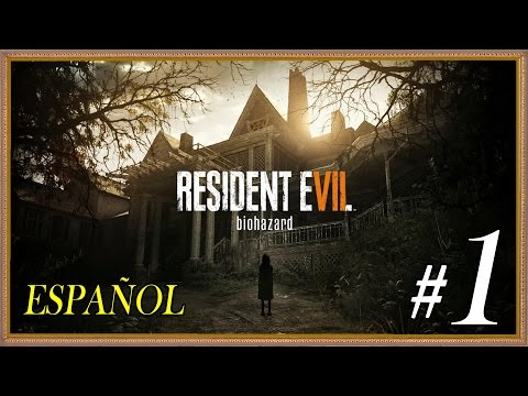 RESIDENT EVIL 7 - JUEGO COMPLETO - Let's Play Ingles Sub Español - PS4 FULL HD
