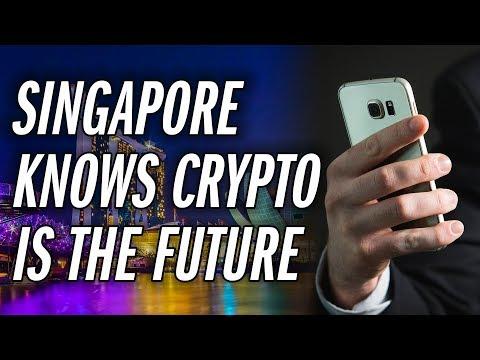 Futuristic Singapore Proposes Tax Cut For Crypto Transactions
