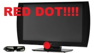 PlayStation 3D Display TV Red Dot! Help!