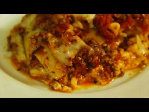 How to Make Classic Italian Lasagna Recipe