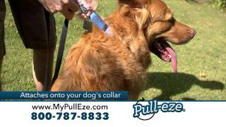Pull-eze No-pull Dog Harness