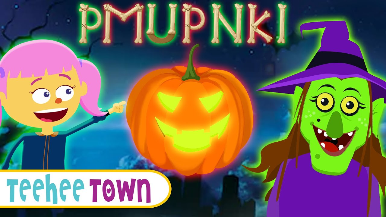 Spooky Jumbled Words | Fun Learning Games For Kids | Teehee Town